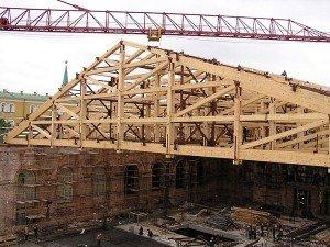 як порахувати дерев'яні конструкції