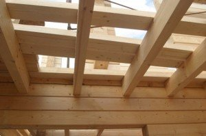 розрахунок деревяних балок