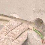 як прокладати приховану електропроводку