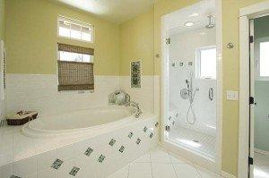 як перепланувати ванну