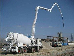 як транспортувати бетон