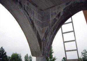 як зробити бетонну арку