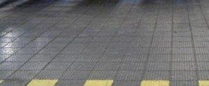 топпінг-металева плитка для промислової підлоги, топінг