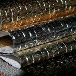 металізовані шпалери фото