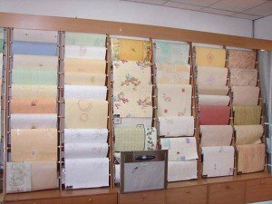 паперові шпалери фото