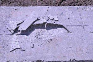 бетонування при високих температурах повітря