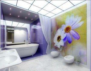 фотоскло в дизайні інтер'єру квартири