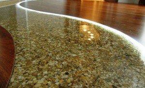наливні підлоги 3D фото