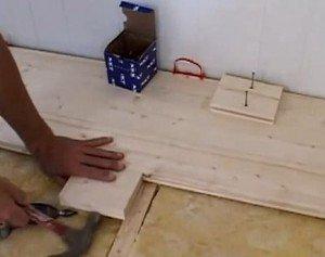 вимоги до дерев'яної підлоги