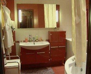 інтер'єр ванної кімнати фото
