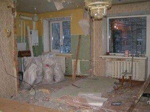 особливості ремонту квартир в хрущовках