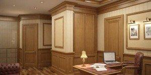 дерев'яні обої, шпон, панелі