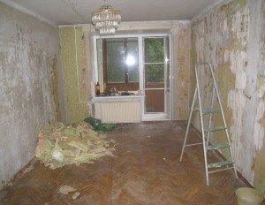 як почати ремонт квартири чи будинку
