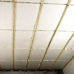 роботи по утепленню перекриття чи стелі