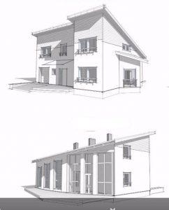 проектування будинків по типах будівель